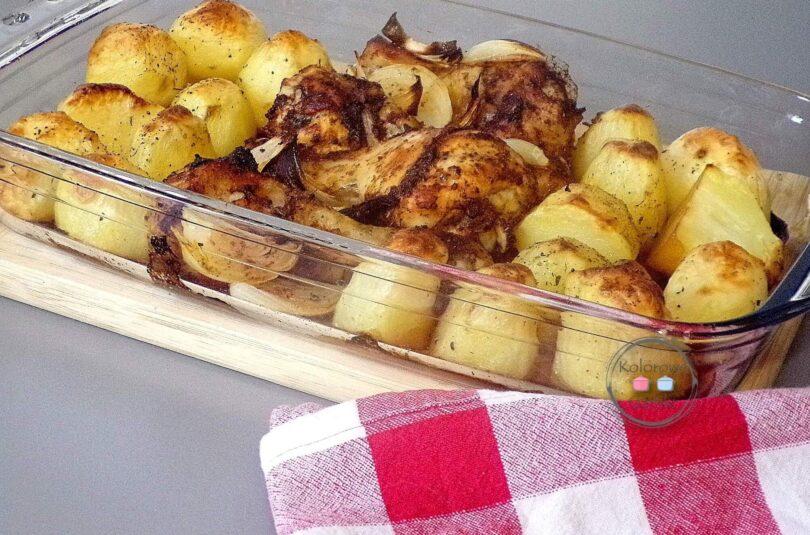Pieczone pałki z ziemniakami – Przepis