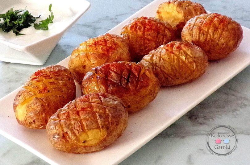 Pieczone ziemniaki- jak zrobic?